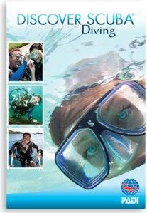 PADI Discover Scuba Diving Guide