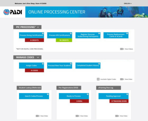 online-processing-centre